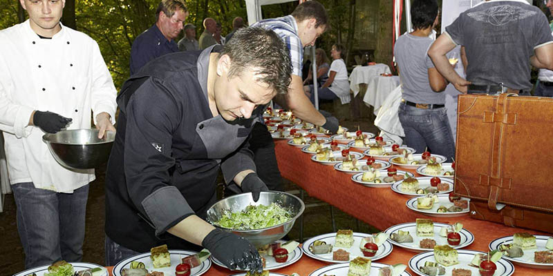 Bild: Premium Catering & Events